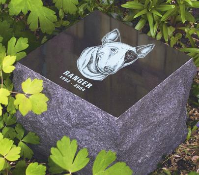 Pet urns black granite pet memorial garden stone urn 2018 rainbow bridge pet urns cat urns dog urns pet memorial bereavement products workwithnaturefo